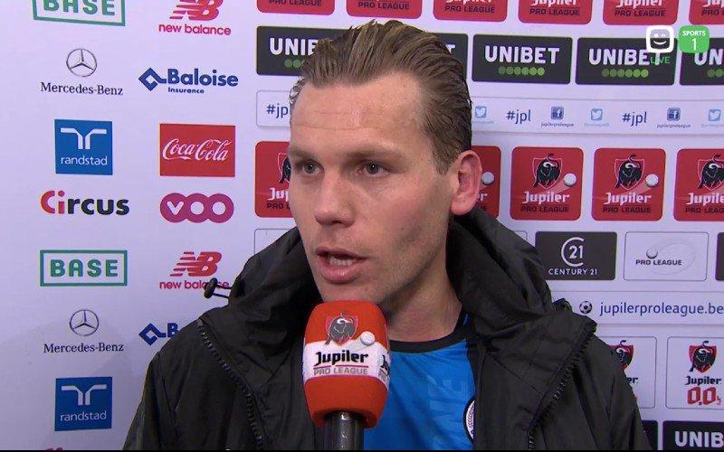Vormer begrijpt er niets van na Standard-Club Brugge: