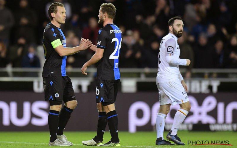 """Club Brugge ligt zwaar onder vuur: """"Het is gewoon gênant"""""""