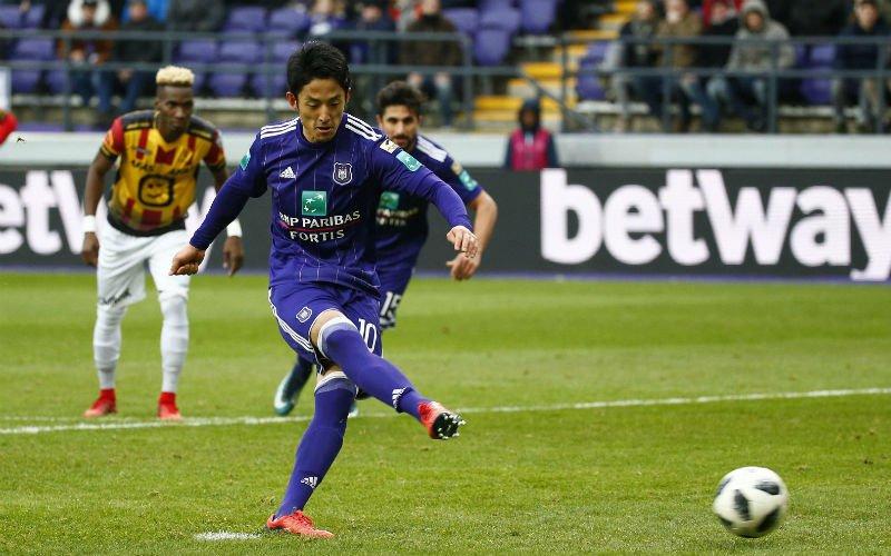 'Ryota Morioka kan Anderlecht verlaten voor andere eersteklasser'