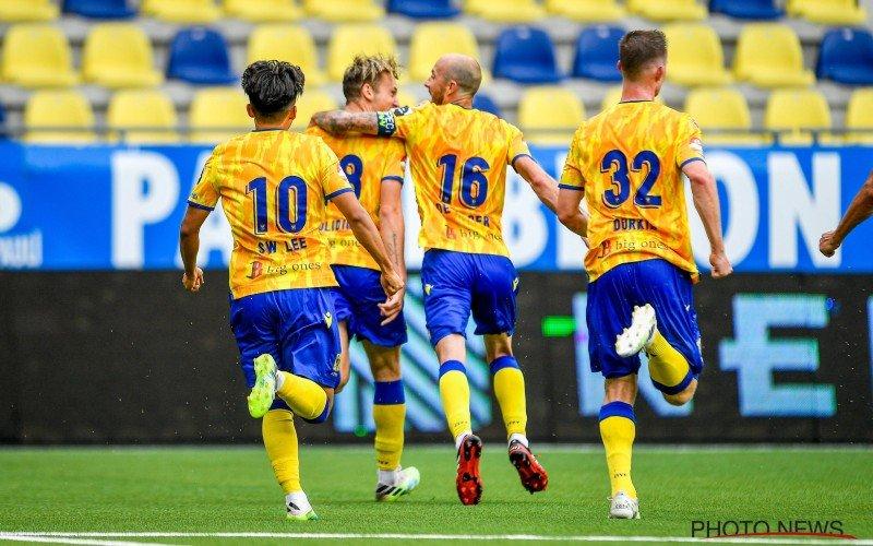 AA Gent verliest bij STVV na pijnlijke flater van Kaminski