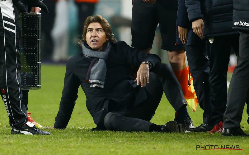 Standard-spelers keren zich tegen Sa Pinto: