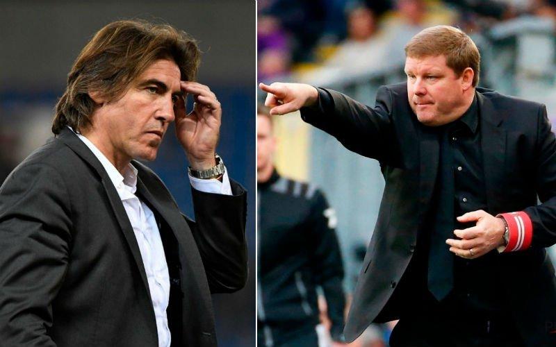 Dit zijn de opstellingen bij Standard en Anderlecht