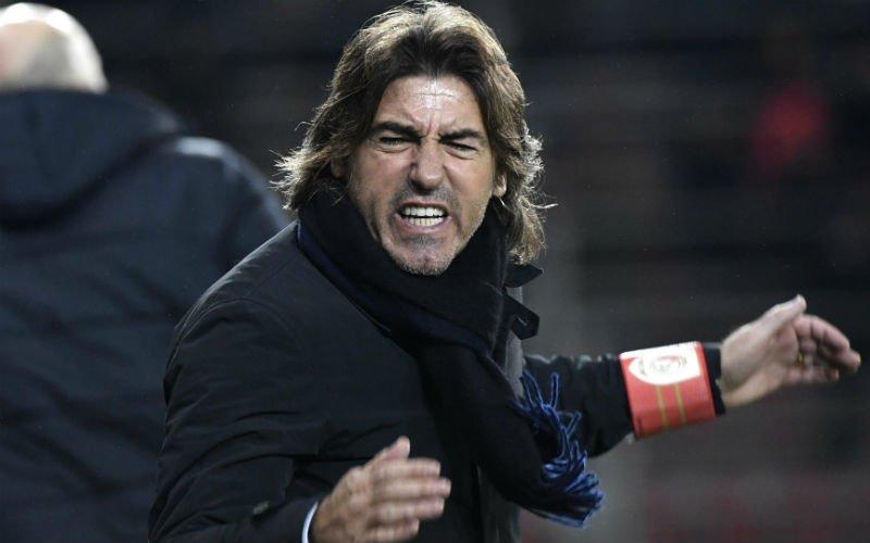Sa Pinto geeft meer uitleg over zijn vertrek bij Standard