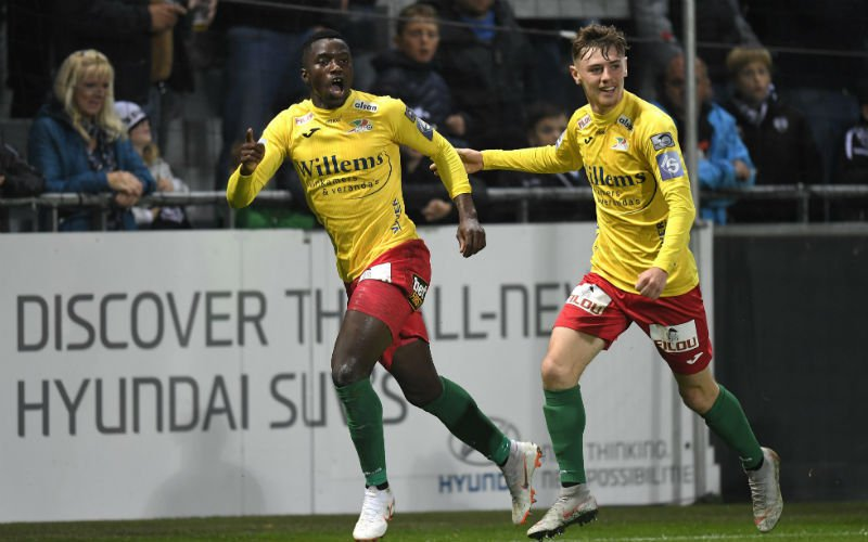 KV Oostende (even?) op play-off 1-plaats, Lokeren en Moeskroen gelijk