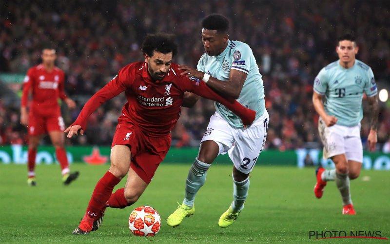Liverpool en Bayern gelijk na hevige strijd, Barça scoort niet in Lyon