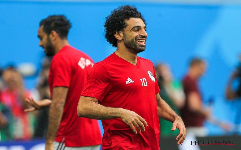 Egypte hakt knoop door over Salah in de basis tegen Rusland