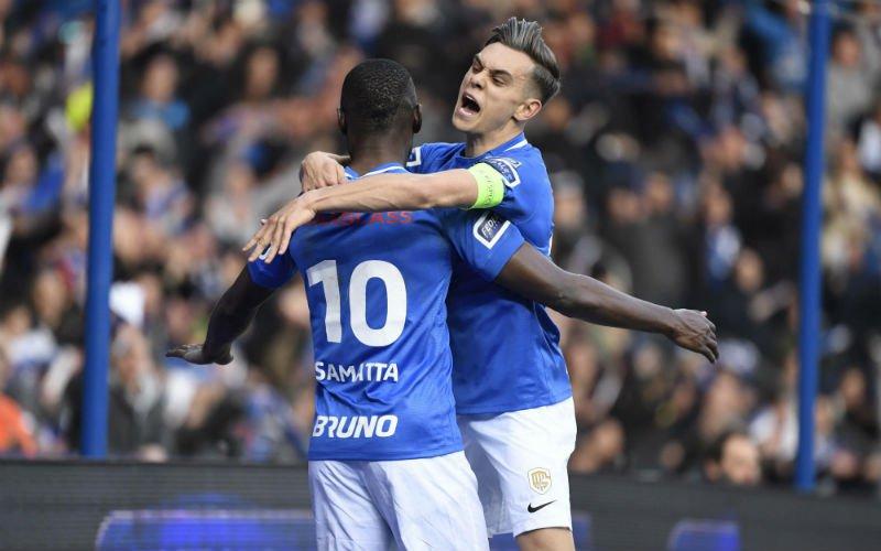 Genk zet na demonstratie tegen Club Brugge grote stap richting titel