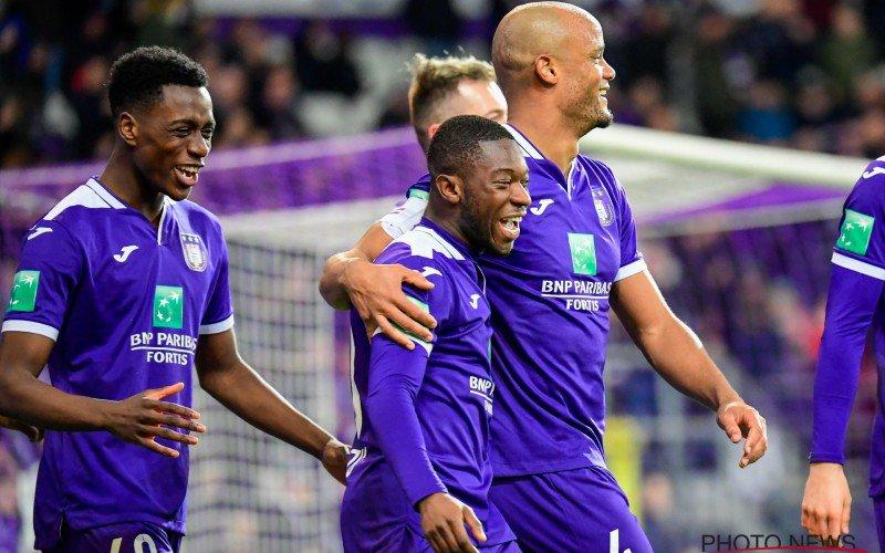 'Anderlecht maakt werk van terugkeer van deze bekende naam'