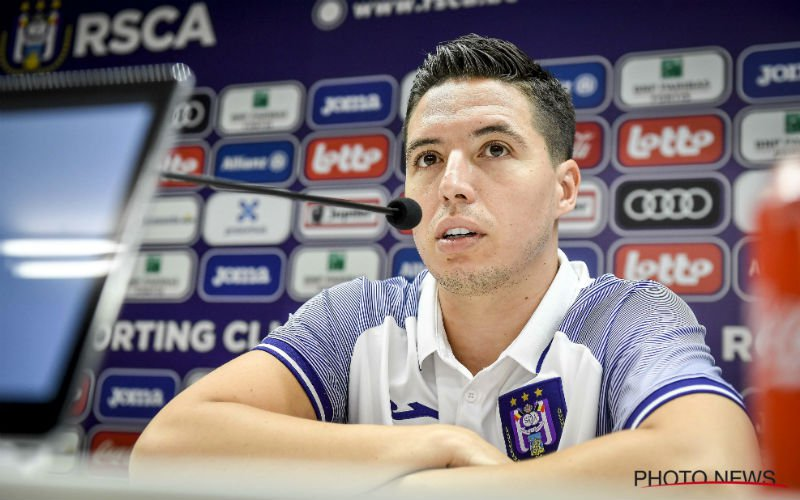 'Anderlecht verneemt slecht nieuws over Samir Nasri'
