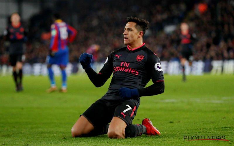 Wenger geeft meer uitleg over vertrek van Alexis Sanchez