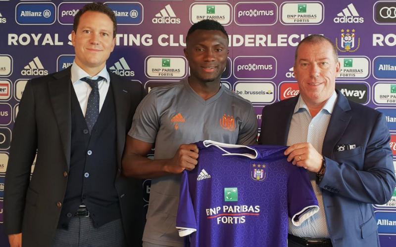 Anderlecht heeft beet en stelt dure Sanneh officieel voor