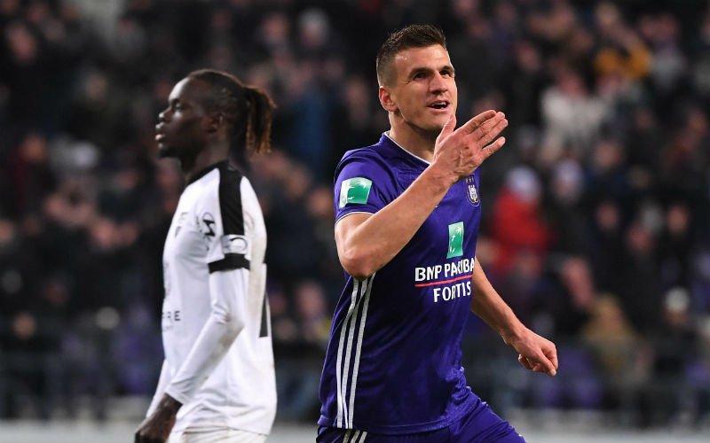 'Santini hakt knoop door over toekomst bij Anderlecht'