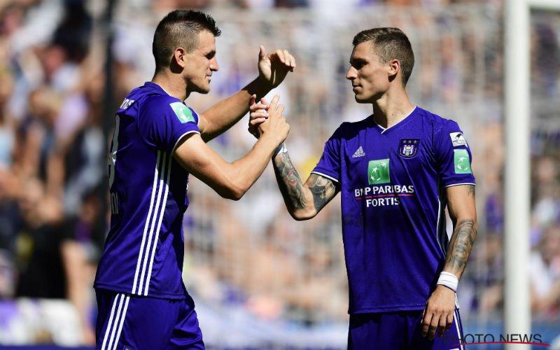 Anderlecht ziet Ognjen Vranješ vertrekken
