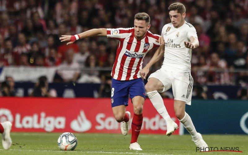 'Saúl verlaat Atlético en trekt voor 150 (!) miljoen naar deze topclub'