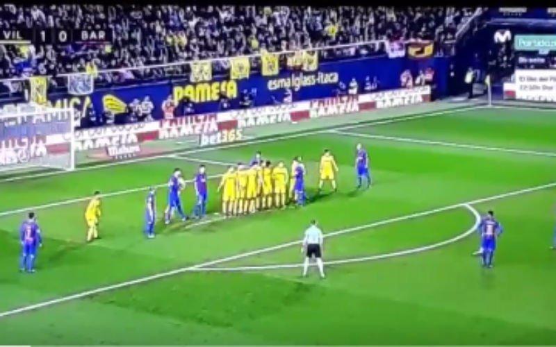 Messi scoort een ongelofelijk doelpunt (Video)