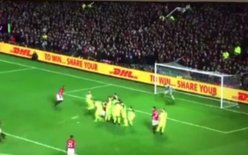 Mignolet stopt Ibrahimovic met deze fantastische redding (Video)