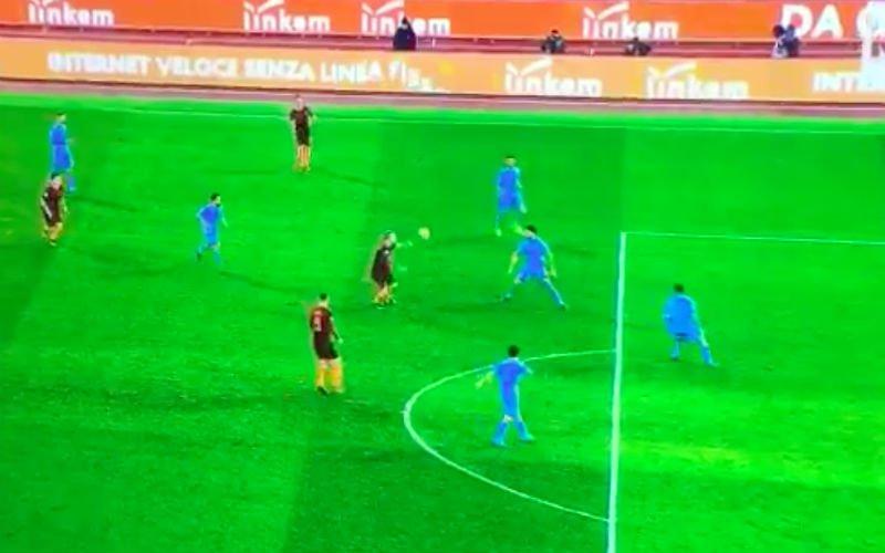 Fantastische goal van Radja Nainggolan! (Video)