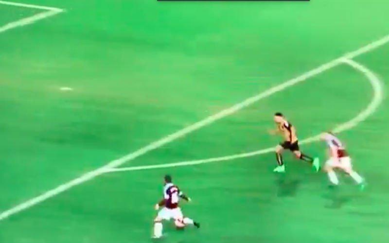 Steven Defour scoort een onwaarschijnlijke goal in FA Cup (Video)