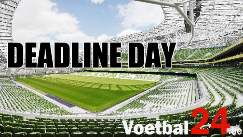 DEADLINE DAY overzicht: Miljoenentransfer voor Club, nieuwe spits voor Anderlecht