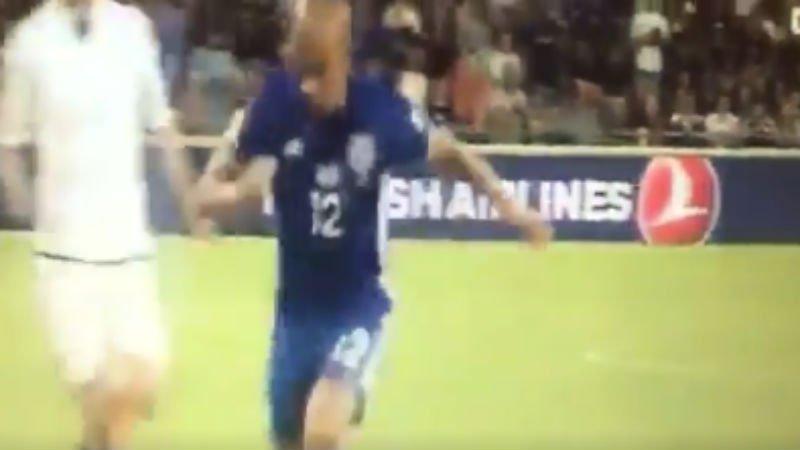 Zo scoort de 'nieuwe aanwinst' van Club Brugge tegen Buffon... (Video)