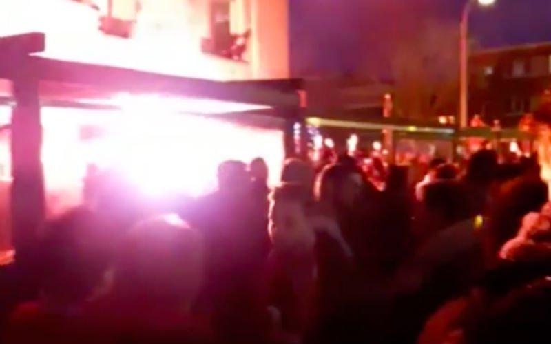 Fans van Antwerp dagen Lierse keihard uit (Video)
