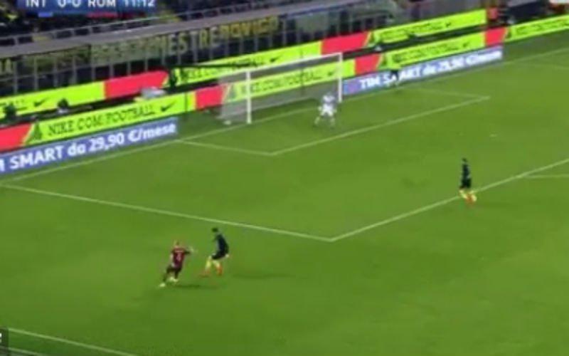 Niet meer te stoppen! Nainggolan scoort een schitterende goal tegen Inter (Video)
