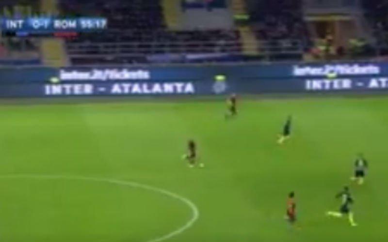 En het tweede magistrale doelpunt van Radja Tielemans Nainggolan (Video)