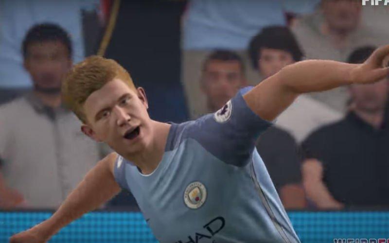 Wat een evolutie: De vrije trap van FIFA 94 tot FIFA 2017 (Video)