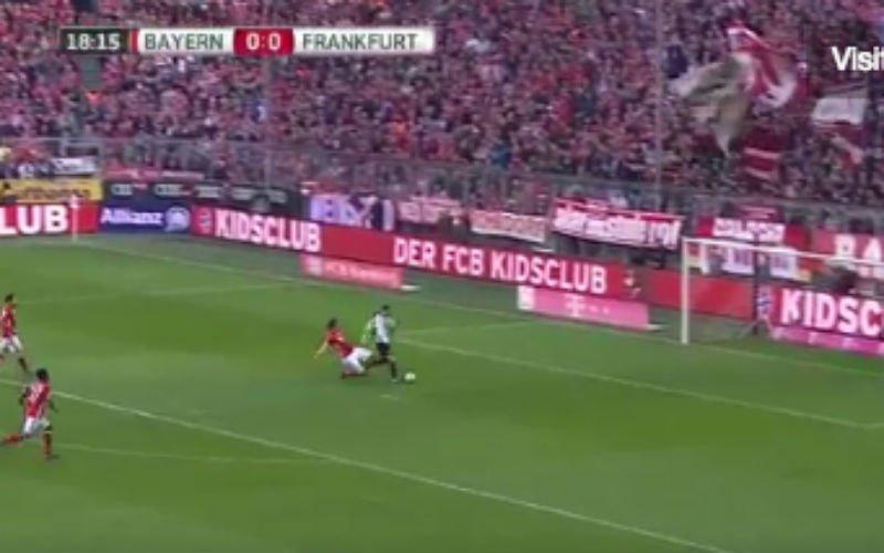 Dit is ongelofelijk: Met deze tackle verijdelt Hummels een doelpunt (Video)