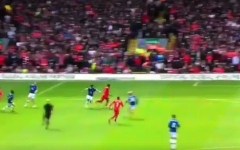 Origi valt in en doet dan meteen dit in derby tegen Everton (Video)