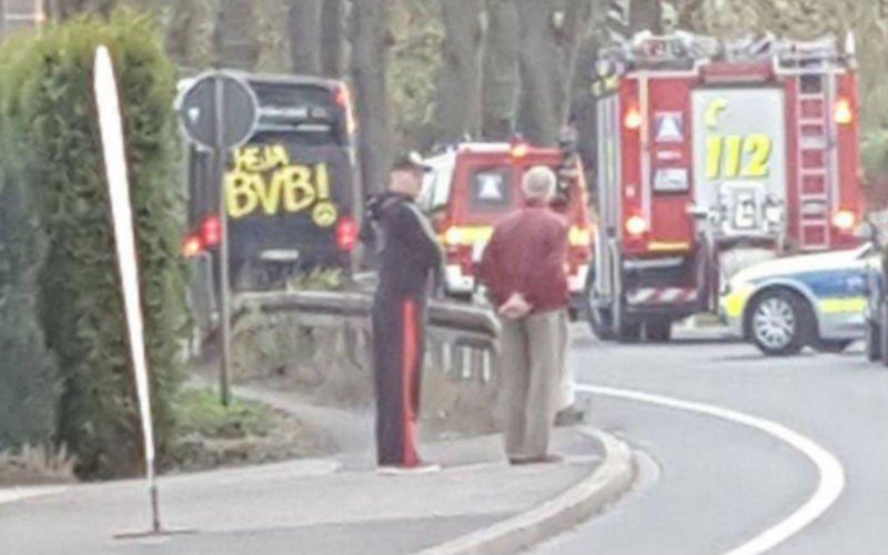 Politie van Dortmund komt met schokkend nieuws over ramp met spelersbus