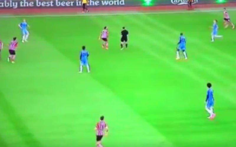 De Bruyne doet plots dit, Man City-fans kijken met open mond (Video)