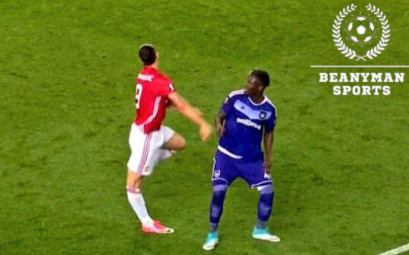 Verschrikkelijke blessure voor Ibrahimovic