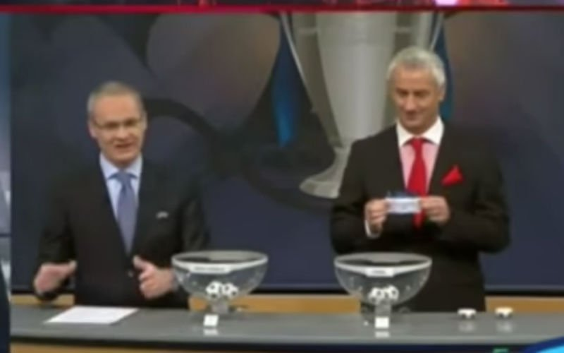'Hier is het bewijs: Loting voor Champions League werd gemanipuleerd'