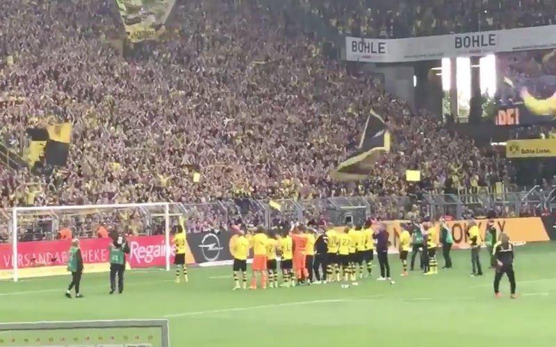 Kippenvel! Gelbe Wand bezorgt slachtoffer van bomaanslag ongelofelijke ontvangst (Video)