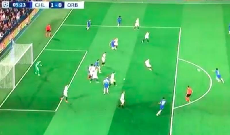 Chelsea maakt dit fantastische doelpunt (Video)