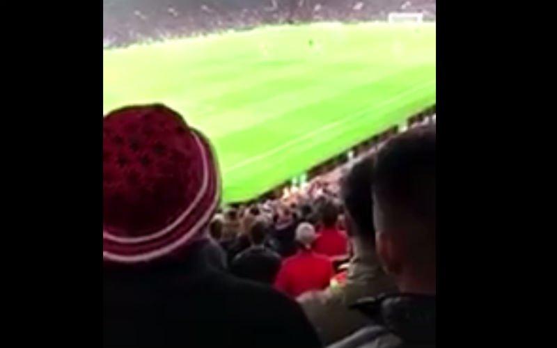 Man U-fans hebben hilarische nieuwe Lukaku-song (Video)