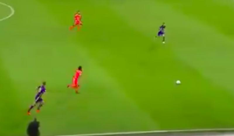 Salah imponeert de wereld met deze actie (Video)