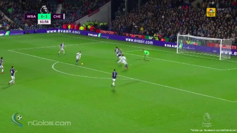 Pure klasse! Kijk eens wat Hazard hier doet (Video)