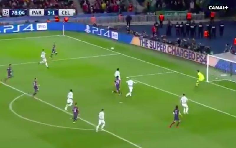 Deze adembenemende goal van Cavani moét je gezien hebben (Video)