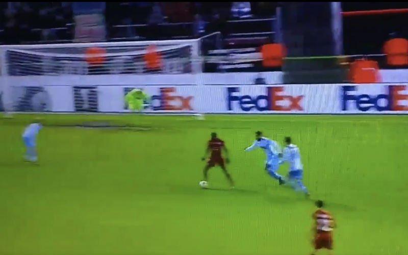 Leya-Iseka scoort schitterende goal in EL (Video)