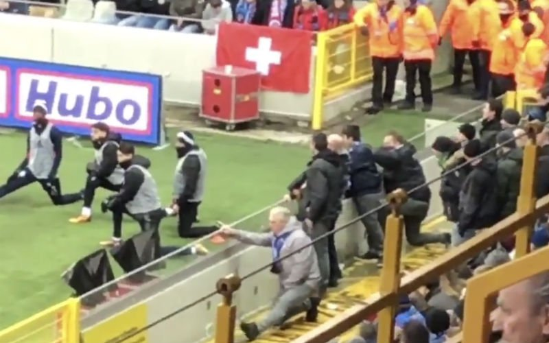 Opa-fan van Club steelt de show tegen Anderlecht (Video)