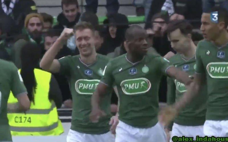Beric heeft maar 18(!) minuten nodig om te scoren voor S-Etienne (Video)