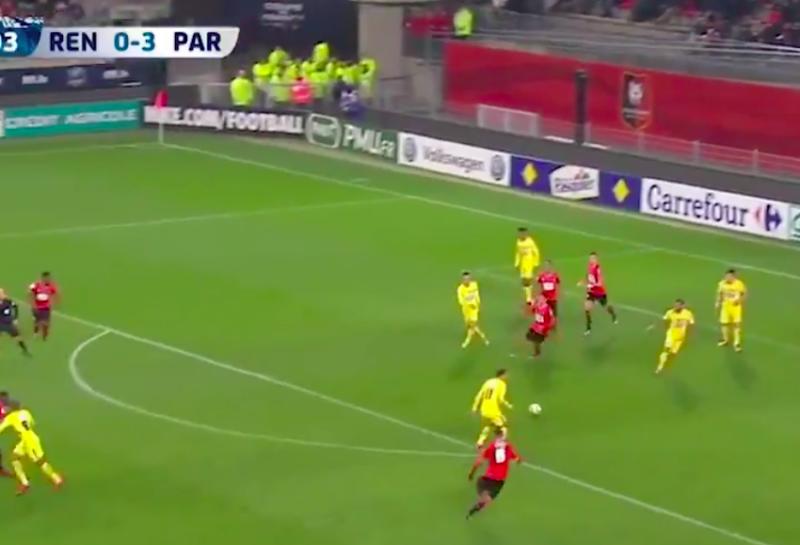Maakt PSG hier het beste counterdoelpunt ooit? (Video)