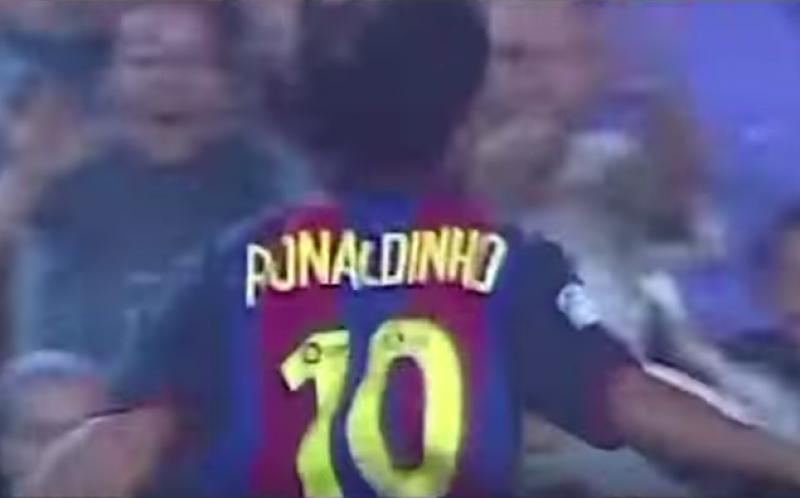Ronaldinho op zijn best: deze momenten vergeten we nooit (Video)