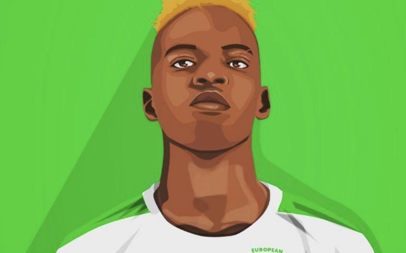 Charly Musonda kiest voor erg opvallend nummer bij Celtic, fans onder de indruk