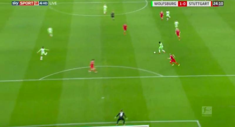 Origi toont zich met fraaie goal bij Wolfsburg (Video)