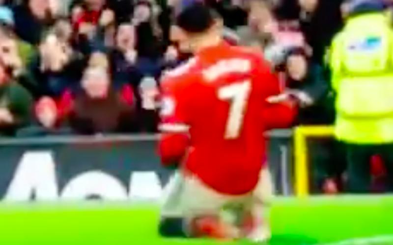 Alexis Sanchez maakt zijn eerste voor Manchester United (Video)