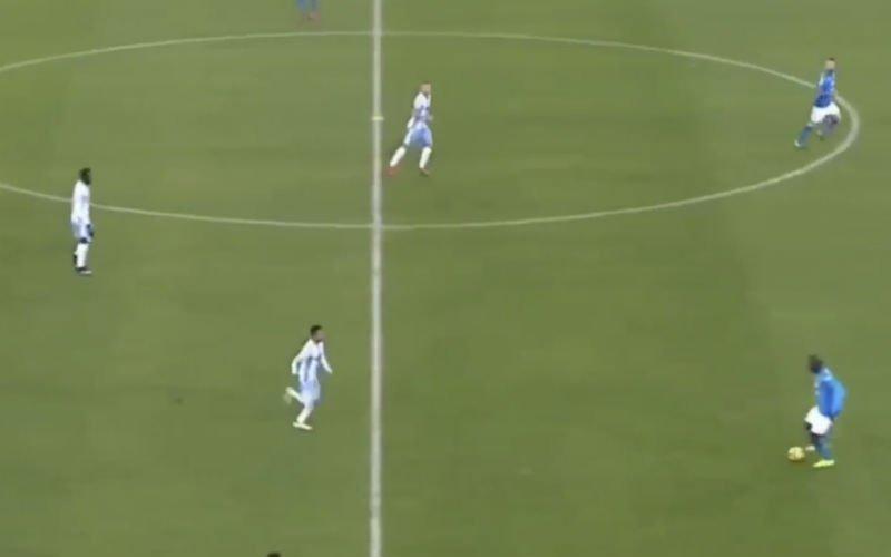 Mooier voetbal dan Napoli brengt momenteel niemand op de mat (Video)