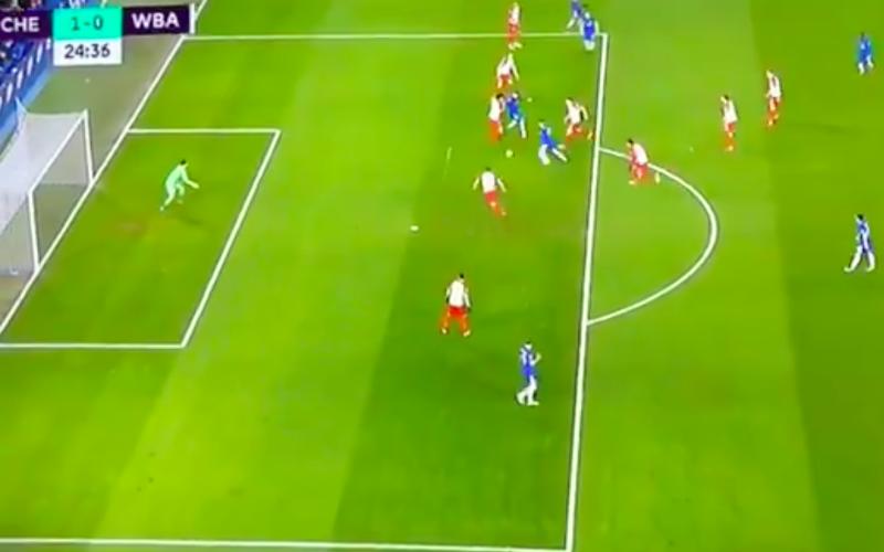 Eden Hazard maakt fraaie goal bij Chelsea (Video)